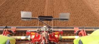 Maschio 6m Folding Power Harrow