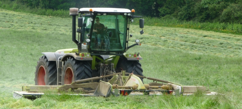 CLAAS Mower