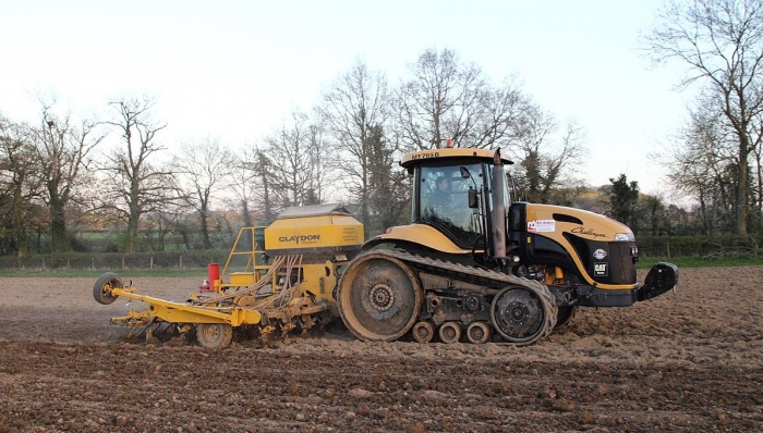 Challenger and Claydon Drill