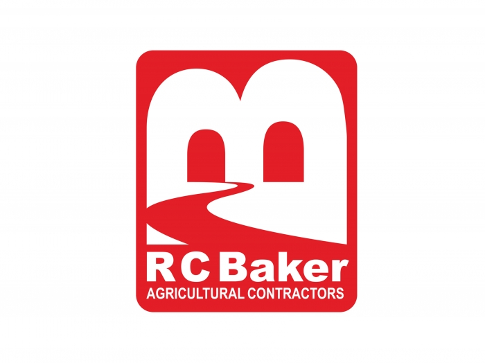RC Baker Ltd new Logo - launched during 2014 as part of the 40th anniversary celebrations