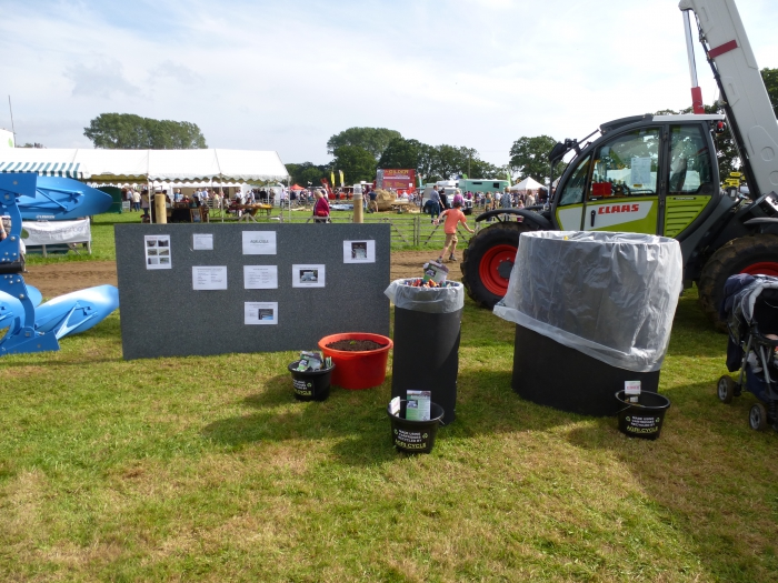 Agri.Cycle Stand at Moreton Show 2012