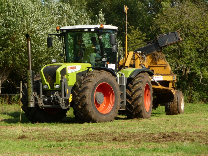 Rotary Ditcher and Xerion