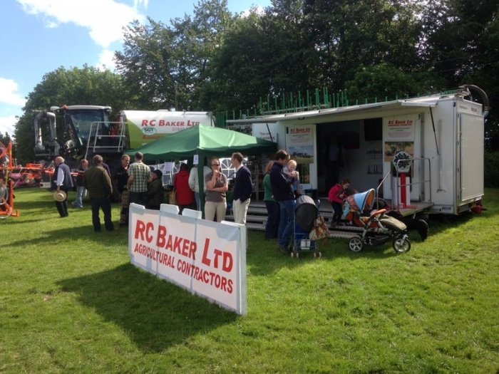 The Oxfordshire Young Farmers County Show & Rally
